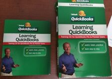 Learning Quickbooks Training CD - Covers Premier & Pro 2008