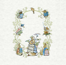 Quilting Panel Tod The Fox Fabric Craft Panel Peter Rabbit/'s Mr 8x8 inch/'