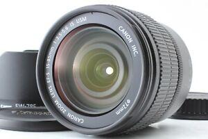[TOP MINT w/Hood] CANON EF-S 15-85mm f/3.5-5.6 IS USM Auto Focus Lens JAPAN #120