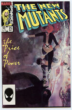 NEW MUTANTS #25 - NM/MT 9.6-9.8! KEY! 1st David Haller AKA LEGION  - 1985 MARVEL