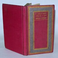 A Christmas Carol - In Prose - Charles Dickens - Hardback, Harrap & Co 1928 (6B)