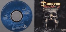 Dungeon Master II: The Legend of Skullkeep (PC, CD ROM 1995) Interplay