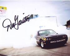 Don Big Daddy Garlits Signed Nhra Photo w/ Hologram Coa