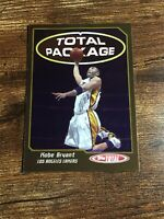 KOBE BRYANT 2005 TOPPS TOTAL #TP2 TOTAL PACKAGE GOLD FOIL LAKERS SP