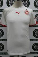 Maglia calcio TUNISIA TG S shirt trikot camiseta maillot