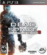 Dead Space 3 Limited Edition PS3 - Black Label