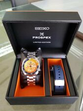 Seiko Prospex Orange Turtle SRPC95K1 Asia Limited Edition Roma/Eng