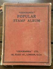GENUINE A-Z ALL-WORLD OLD STAMP COLLECTION IN POPULAR ALBUM