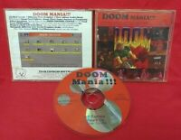 Doom Mania !!! 525 New Levels PC Game - Disc, Case - Near Mint Disc