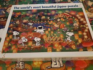 Peanuts  jigsaw 1000 pieces