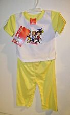 Kellogg's Snap Crackle Pop Rice Krispies 2 Pc. Pajamas Set Infant 12/18 Months