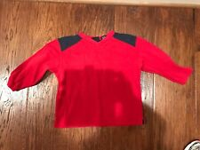 Gap Red w/ Navy Pullover in Boys Size Xs