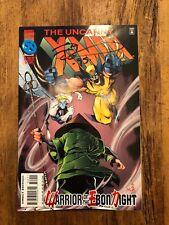 Uncanny X-men #329 NM Marvel Comics X-Men Signed by Joseph Maduriera