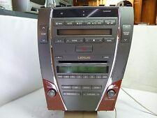 07 08 09 Lexus ES350 Radio 6 Cd Changer MP3 & Climate 86120-33E40 P1869 JF4206