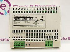 NEMIC-LAMBDA NES 120-24 Power Supply **XLNT**