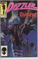 Dazzler 1981 series # 33 very fine comic book