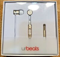 Beats by Dr. Dre urBeats In-ear Headphones - Gold New In Box Special Edition