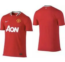Manchester United jersey Medium 2010 2011 Home Jersey 382469-623 football Nike