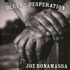Blues Of Desperation: Deluxe - Joe Bonamassa (2016, CD NEUF)