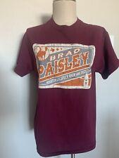 Brad Paisley Houston Livestock Show & Rodeo Concert T-shirt M Never Worn
