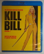Kill Bill Vol. 1 (Blu-ray Disc, 2008) - Like New