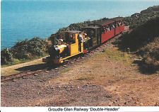 RS045 Polar Bear & Sea Lion pulling train on 30/8/1993 VGC Unposted