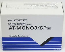 Audio-Technica Mono MC type cartridge AT-MONO3/SP made in japan