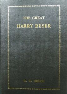 DISCOGRAPHY: 'THE GREAT HARRY RESER' 1978 1st EDITION N.O.S LAST FEW COPIES!