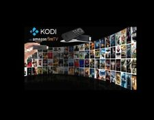 Amazon Fire TV Stick with Alexa Remote  KODI 17.6  MOVIES, SPORTS, TV UK SELLER