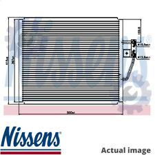 NEW A/C AIR CONDENSER RADIATOR NEW OE REPLACEMENT FOR BMW ALPINA 5 TOURING E39