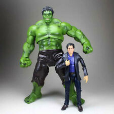 Marvel Select Legends Avengers Age of Ultron Hulk & Bruce Banner Action Figure
