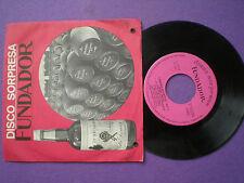LAURA CASALE / LOS ANGELES / LOS BOHEMIOS Los Paraguas + 3 SPAIN PROM0 EP 1968