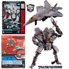 Transformers Studio Series 06 Starscream Robot Voyager Class Action Figures Toy