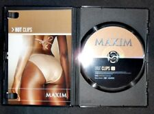 DVD Maxim Hot Clips, Jennifer Lopez, No Angels, Toni Braxton, Sarah Conner, uvm.