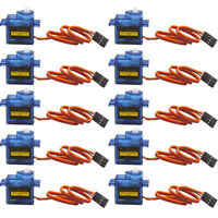 LOT SG90 Digital Micro Servo 9G for Motor RC Helicopter Airplane Car Boat Models