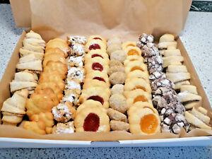 🤶🏻1 kg selbstgemachte Plätzchen Gebäck  Kekse   Weihnachten 8 Sorten 🤶🏻