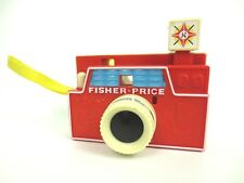 Vintage 1967 Fisher Price Picture Toy Camera Story Viewer