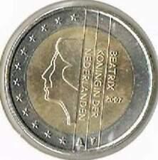 Nederland 2007 UNC 2 euro : Standaard