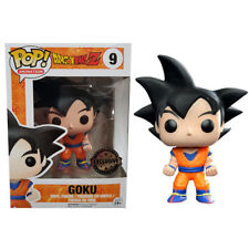 FUNKO POP! 09 DRAGON BALL Z BLACK HAIR GOKU EXCLUSIVE VINYL COLLECTABLE FIGURE