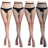 Women Lady Sexy Fishnet Stockings Tights Hollow Out Mesh Pantyhose Slim Hosiery