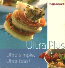 Livre ultra plus ultra simple ultra bon Tupperware  book
