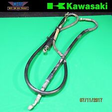 1999 2000 Kawasaki KX250 KX125 Front Back Rear Brake Fluid Line Hose 41080-1365