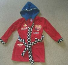 Boys cotton  Dressing Gown Disney Cars Age 3- 4 years