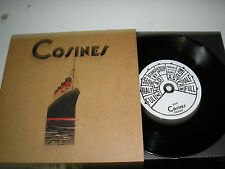 "Cosines - Hey Sailor Boy b/w The Answer 7"" single new Fika Recordings w/download"