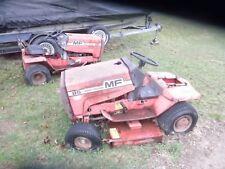 Massey Ferguson 85 Garden Tractors