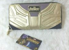 Nwt In Package Loungefly X Marvel Avengers Infinity War Thanos Wallet
