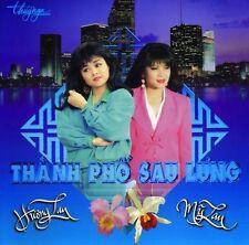 HUONG LAN-MY LAN( Vietnamese CD) THANH PHO SAU LUNG