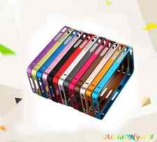 Thin Shockproof Metal Protect Bumper Frame Hard Cover Case For iPhone 4/4S/5/5S