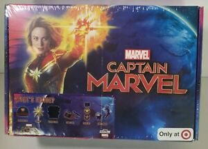 Culturefly Captain Marvel Collectors Box Kid Toy Gift - New Sealed Box