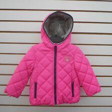 Toddler Girls OshKosh B/'gosh Assorted Hooded Raincoats Size 3T